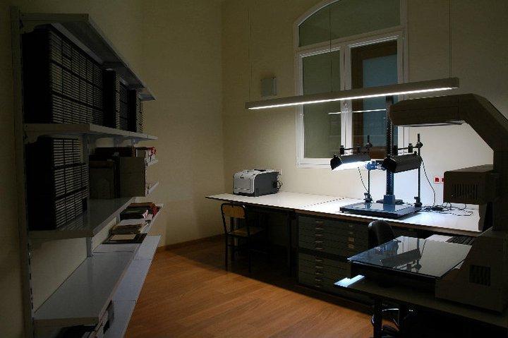 Sala de reprografía